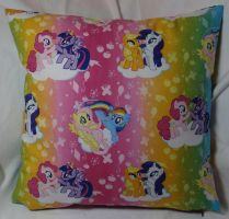 My Little Pony Pillow 5 by quiltoni
