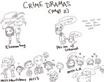 Fall TV Shows 2014: Crime Dramas Part 2 by invaderhog