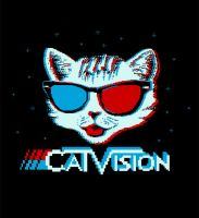 CatVision by HillaryWhiteRabbit