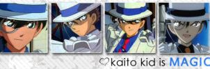 Kaito Kid is... by takada-san04