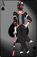 Ace of Spades .:PC:. by XylerTheWolf