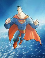 Superman 2 by marespro13