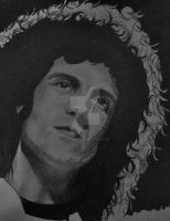 Brian May by RushYesZeppelin