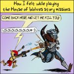 You Can't Catch Skolas! by hojtastic
