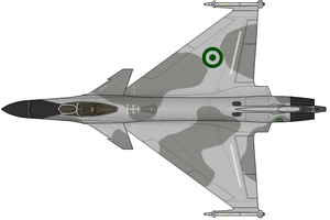 Martlet Multirole Fighter by AC710N87