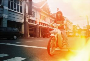 Motor City Madhouse by ompatung