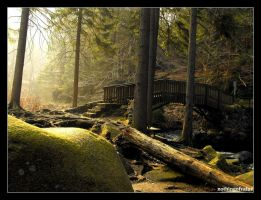 Bridge from a fairy tale by nothingofvalue