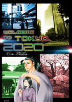 Welcome to Tokyo 2020! by Xbasler-Issei-2082