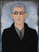 Sergeant John Munch by Cavity-Sam