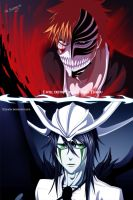 Bleach 345 I will Destroy you by DarkNyash