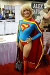 Supergirl Megacon 2013 by BrittanyRo5e