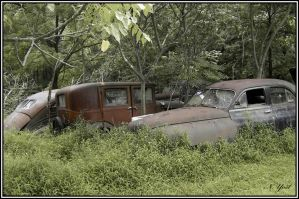 Junk Yard by TaterKnoll
