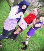 Konoha Girl's by Flynni