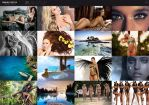 FREE Download HTML5 Photo Website Template 10 by Flash-Gallery-Net