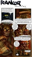 Rankor Chronicles: 106th page by SandraMJ