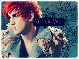 Patrick Wolf. by SpikeTheBloody
