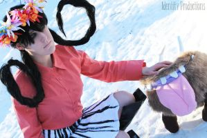 Don't Starve Willow Cosplay 3 by Fennec777