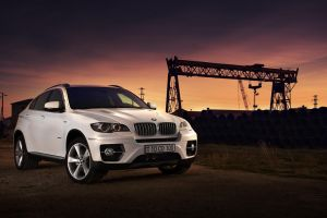 BMW X6_1 by Tagirov
