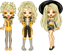 Jem and the Holograms:Stingers by Cherieosaurus