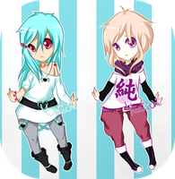 002 # adopts uke set (CLOSED) by Yuuiichi