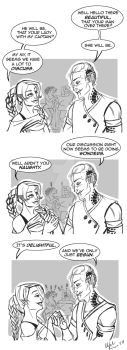 The time when Bern and Axer met... by RenegadeWonderland