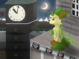 Clocktower by Nightforest