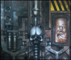 Giger factory by anatheme