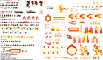 m-super the flamehog sheet complete!!! by mrsupersonic1671