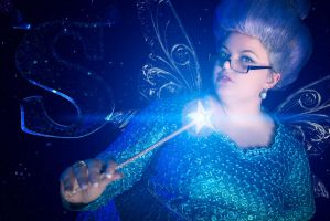Fairy godmother by Matsu-Sotome