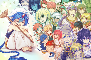 Magi This Took Way Too Long by whispwill