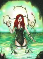 Poison Ivy  (Water Ivy) by JessLewis