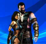 Sub-Zero x Kitana by celtakerthebest