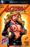 Supergirl Oops! sketch cover by gb2k