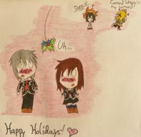 Why Kaname Hates the Holidays by pikapelt