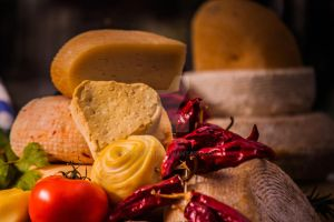 Cheese and pepper by PROfotoEU