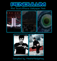 Pendulum iOS Wallpaper Pack by dvolvemusic