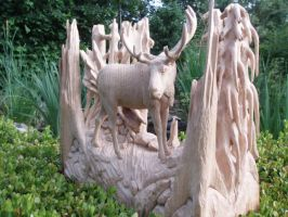 moose1 by woodcarve