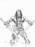 Conan. by BlackLabelArt