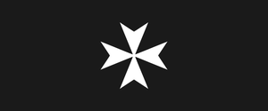 Standard of the Knights Hospitaller by thelilpallywhocould