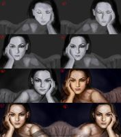 Natalie Portman - Making-of by Matou31