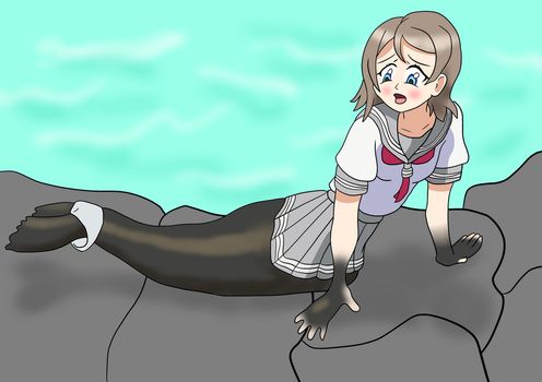 Watanabe You seal tf by Xysash