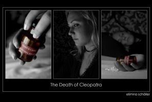 the death of cleopatra by tintbli