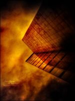 Fiery tower of the world by WojciechDziadosz