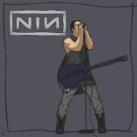 Nine Inch Nails Tribute by Riami96
