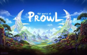 The World of Prowl by koel-art