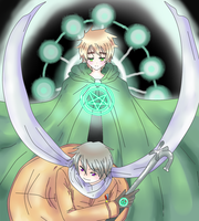 Hetalia - Demon's contract by Mi-chan4649