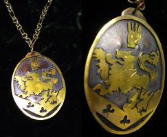 Cullen Crest by JeweledScarab