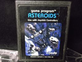 Asteroids for the Atari, oldschool at its core by forever-at-peace