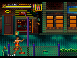 Streets Of Rage 2-Blaze Gameplay by Rose3212