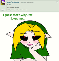 ASK JEFF AND BEN 2 #4 by AskJeffandBendrowned